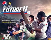 Pepsi Cricket Campaign