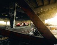 Porsche 917K URBEX