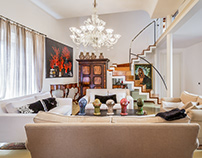 Eclectic and Luxury Sicilian House _ Modica