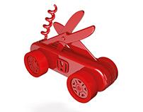 Honda / 3D Modelling