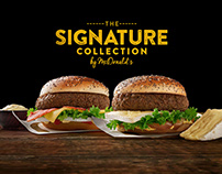 Brie: The Signature Collection by McDonald's