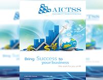 AICTSS Bifold Flyer