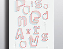 Music Typographic Posters