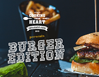 Burger Edition by IWillEatIt.com