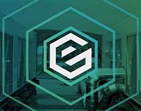 Greenenergy identity and website