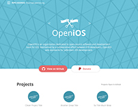 OpeniOS Organization Website
