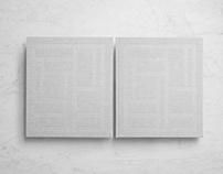 Sergio Castiglia x Oakridge Book Design