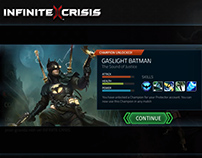 Infinite Crisis Tutorial Complete Animation