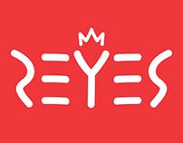 Propuesta rebranding imagen Felipe Reyes