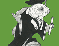 Graduating Goldfish