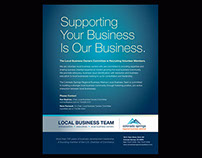 Local Business Team Recruitment Campaign