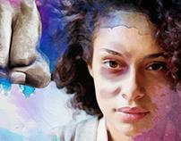 SES/DF | Violência Contra a Mulher + Jessica Jones