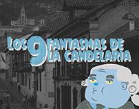 LOS 9 FANTASMAS ( Infografía )
