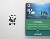 WWF TWEET TO DONATE