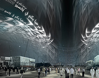 Expo 2020 - wayfinding design