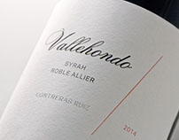 Vallehondo wine