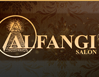 Alfangi Postcard Flyer