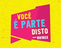 Você é parte disto | Grupo Brinox