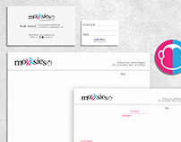 Logo Design and Branding for a kids wear brand