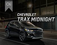 The Magic Of Midnight-Chevrolet Trax Midnight