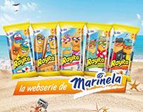 Web Serie Rayita de Marinela