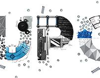 UPC · Folder design