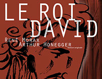 Spectacle musical. Le Roi David. 2010