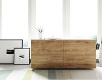 Bunratty oak furniture