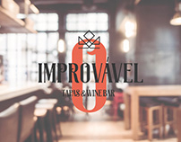 O Improvável - Restaurant Branding