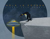 Hola la Poyana [Music]