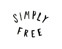 Simply Free | Lettering + Web Design/Development