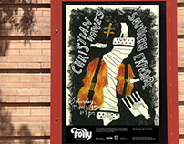 Folly Jazz Poster