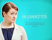 Palleahengitystä - Easy Breathing : Short Film