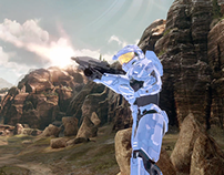 GameStop - Halo TV and Online