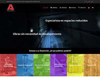 Sitio web de Ascensores Balaguer de España.