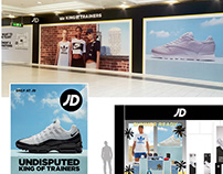 JD Sports | Summer Campaign