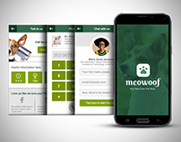 Meowoof: App Concept