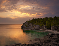 Tobermory and the Bruce Peninsula
