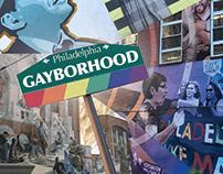 Philadelphia Gayborhood - Postcard Series