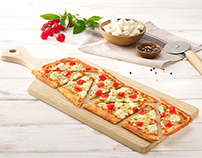 Pizza Hut  Adv. Retouch
