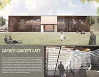 Cartier Concept Cafe