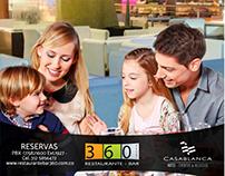 Día de la Madres / Restaurante Cabá y Bar 360°