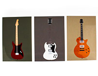 Guitar Illustrations