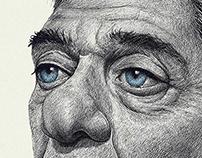 Chico Buarque - caricature