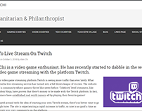 How To Live Stream On Twitch - Allen Chi