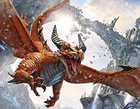 War Dragon Creative Campaign