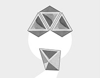 PORA CONCRETE PLANTERS - H 01