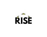 Rise Coffeehouse Branding
