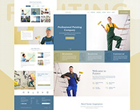 Painter- Home Page
