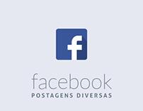 Postagens de Facebook - São Vicente